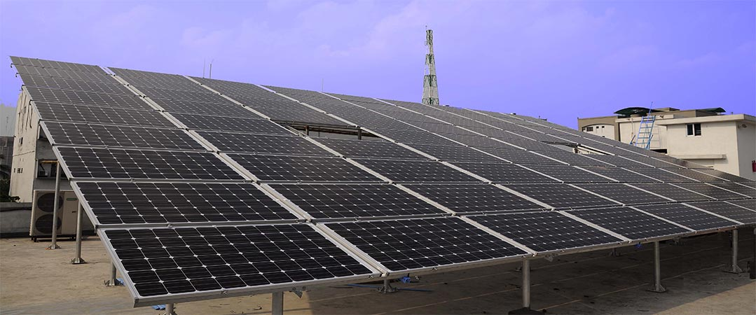 Grid - Tied PV Generation Plant
